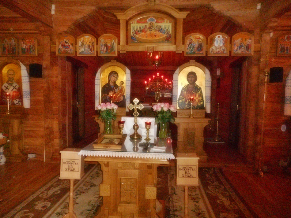 Drewniana cerkiew we Lwowie