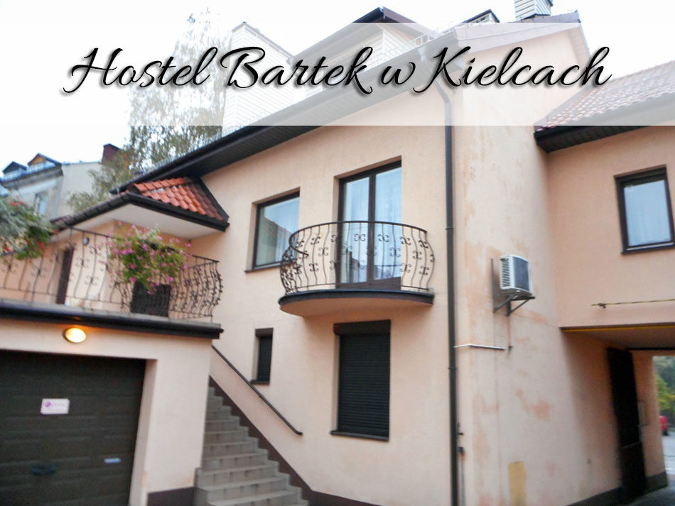 Hostel Bartek w Kielcach