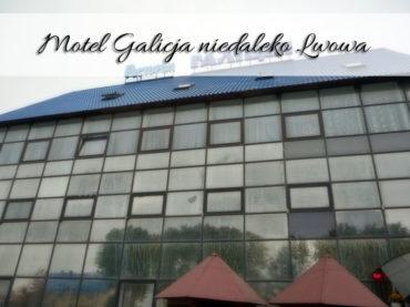 Motel Galicja niedaleko Lwowa