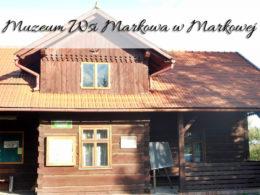 Muzeum Wsi Markowa w Markowej. Może uda Wam się tam dotrzeć