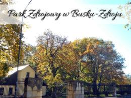 Park Zdrojowy w Busku-Zdroju. Czy to miejsce tylko dla kuracjuszy?