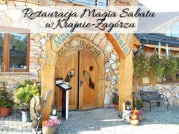 Restauracja Magia Sabatu w Krajnie-Zagórzu. Odwiedź Park Miniatur na tej samej posesji