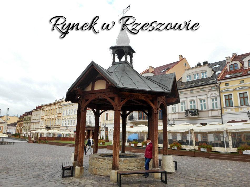 Rynek w Rzeszowie