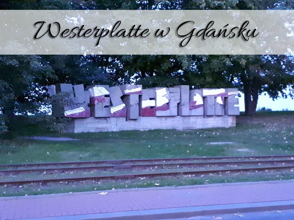 Westerplatte w Gdańsku