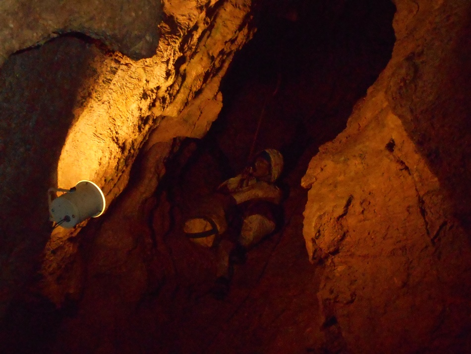 Jaskinie na Kadzielni w Kielcach