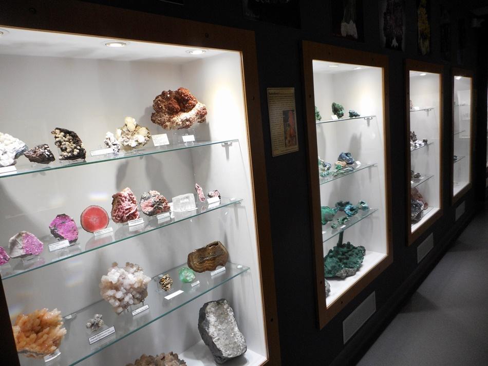 Muzeum Minerałów i Skamieniałości w Świętej Katarzynie