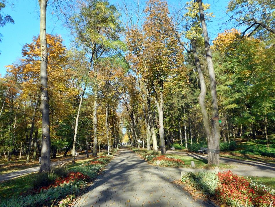Park Zdrojowy w Busku-Zdroju