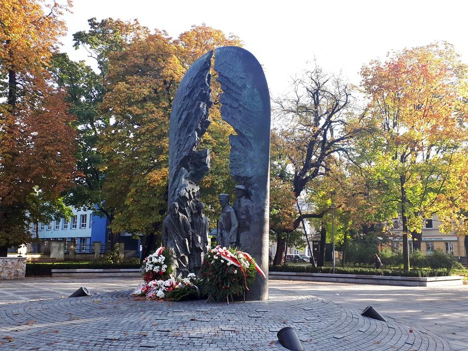 Skwer Stefana Żeromskiego w Kielcach