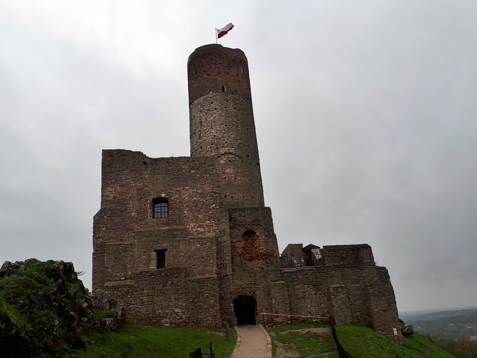 Zamek w Chęcinach