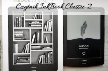 Czytnik InkBook Classic 2. Dobra jakość w przystępnej cenie
