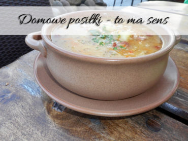 Domowe posiłki – to ma sens
