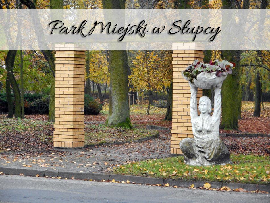 Park Miejski w Supcy