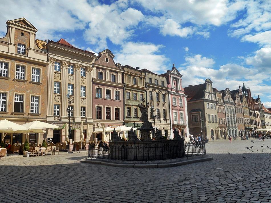 Jeden dzień z dzieckiem w Poznaniu