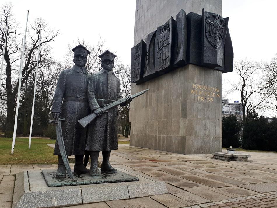 Pomnik Powstańców Wielkopolskich w Poznaniu