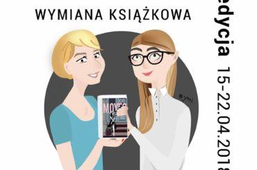Wielka Wymiana Książkowa Przeczytaj i PODAJ DALEJ vol. V