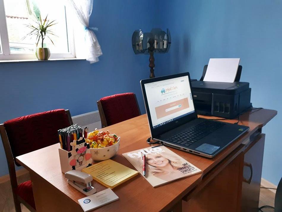 Praca w domu czy w biurze?