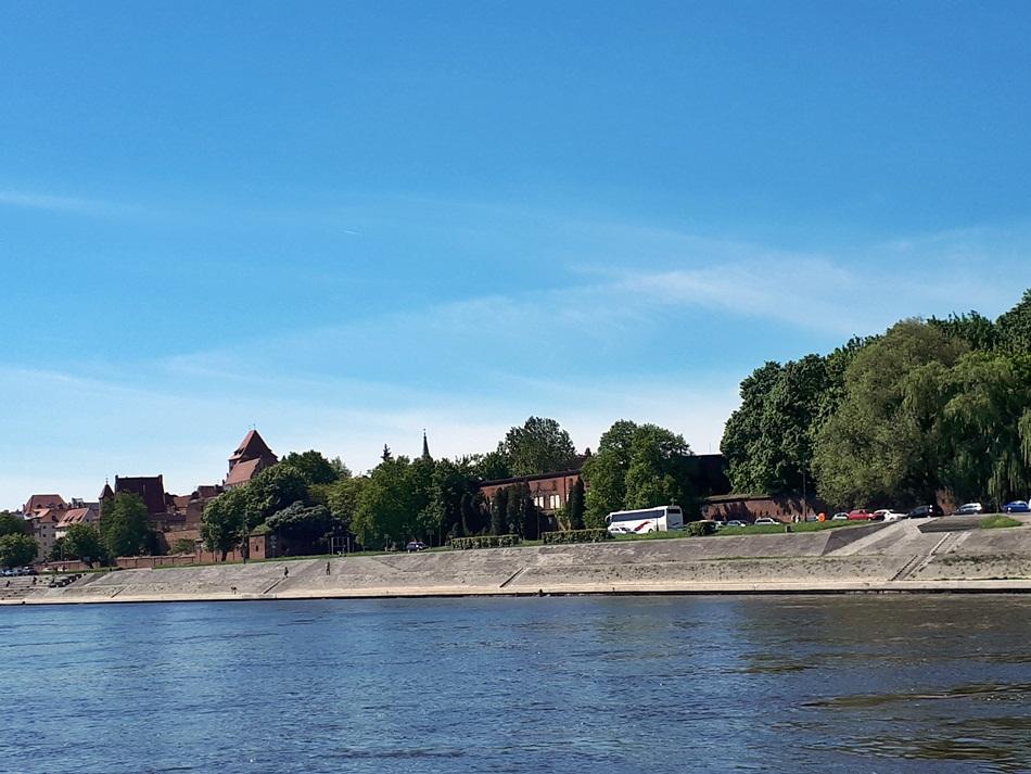 Rejs statkiem Wanda i Wiking w Toruniu
