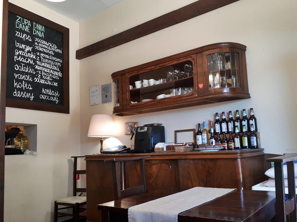 Restauracja Ciasna w Toruniu