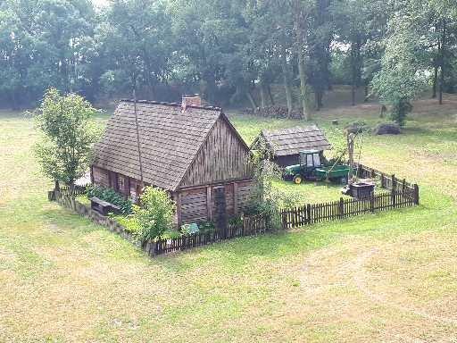 Gród w Grzybowie