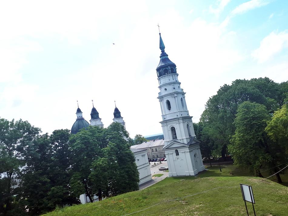 Góra zamkowa w Chełmie