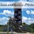 Wieża widokowa w Mosinie. Piękne miejsce w środku lasu