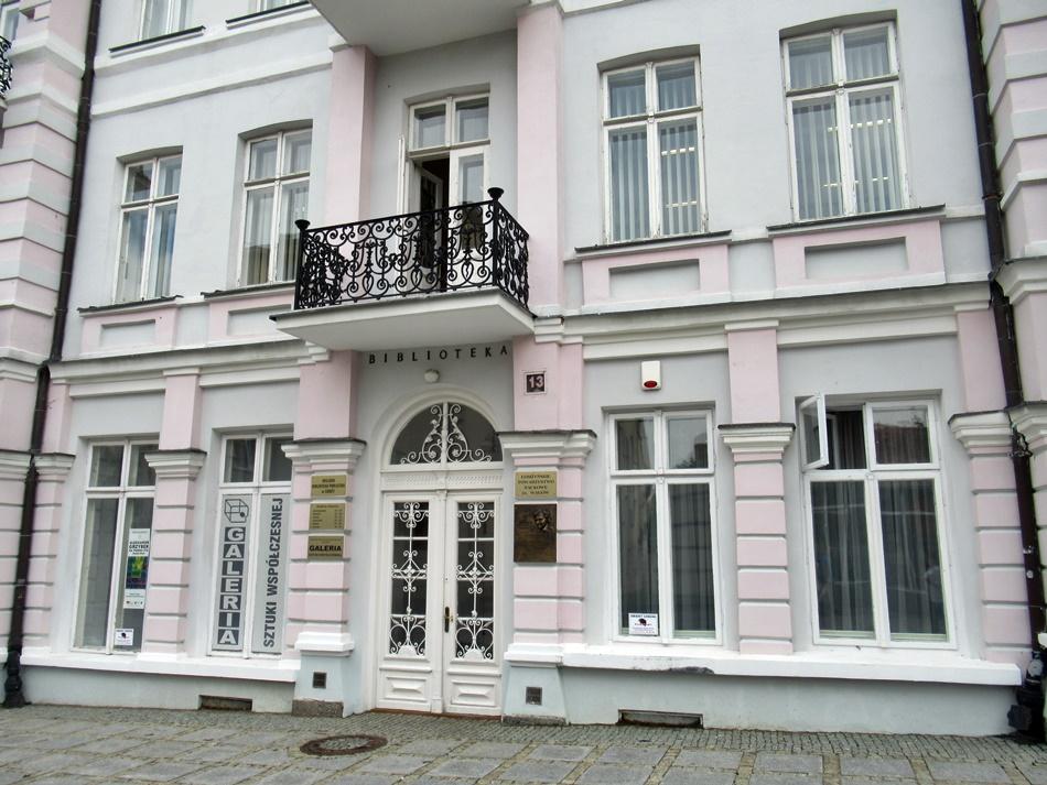 Galeria Sztuki Współczesnej Muzeum Północno-Mazowieckiego w Łomży