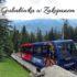 Gubałówka w Zakopanem. Przepiękny widok na Giewont