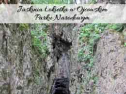 Jaskinia Łokietka w Ojcowskim Parku Narodowym. Przygotujcie się na chłód
