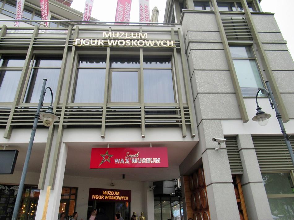 Muzeum Figur Woskowych w Sopocie