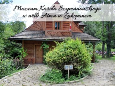 Muzeum Karola Szymanowskiego w willi Atma w Zakopanem. Jedyne takie miejsce w Polsce
