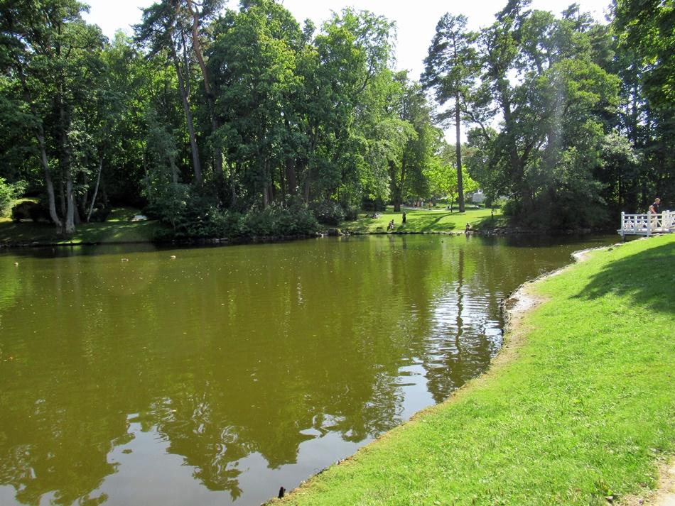 Park Botaniczny w Palandze