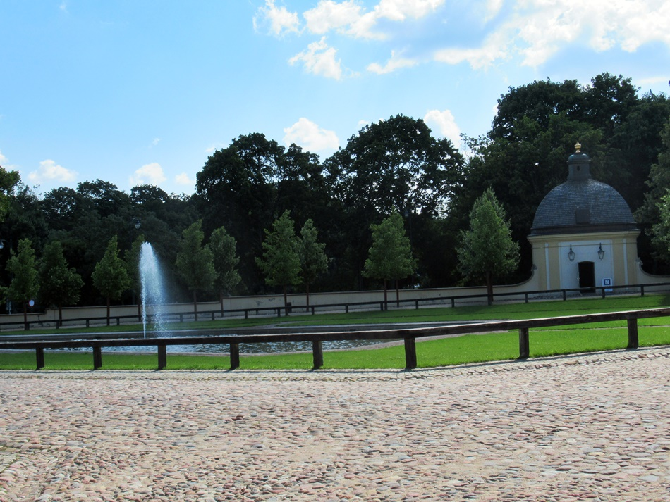Park Branickich w Białymstoku