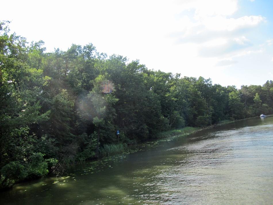 Rejs statkiem szlakiem papieskim w Augustowie