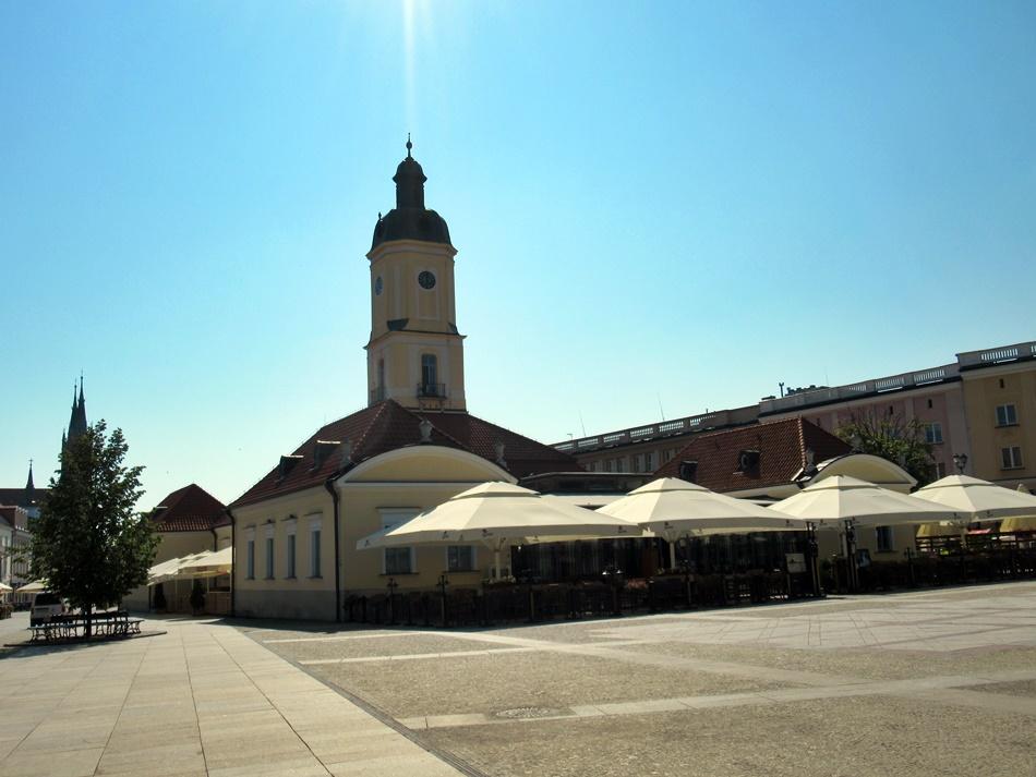 Rynek w Białymstoku