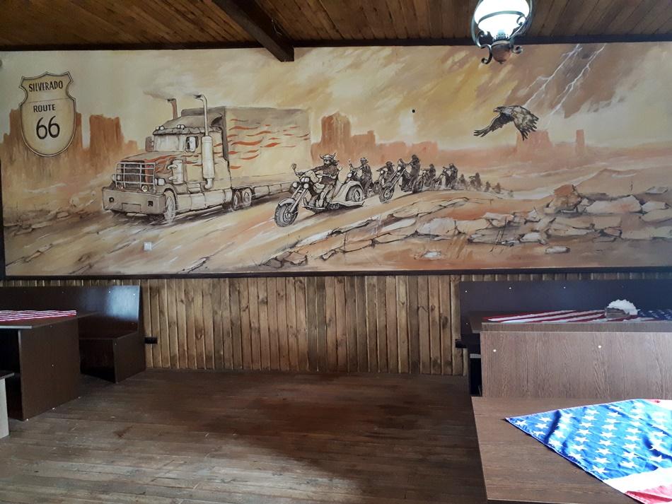 Silverado City w Bożejewiczkach