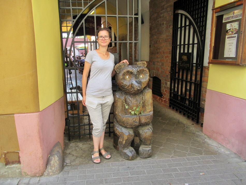 Starówka w Wilnie