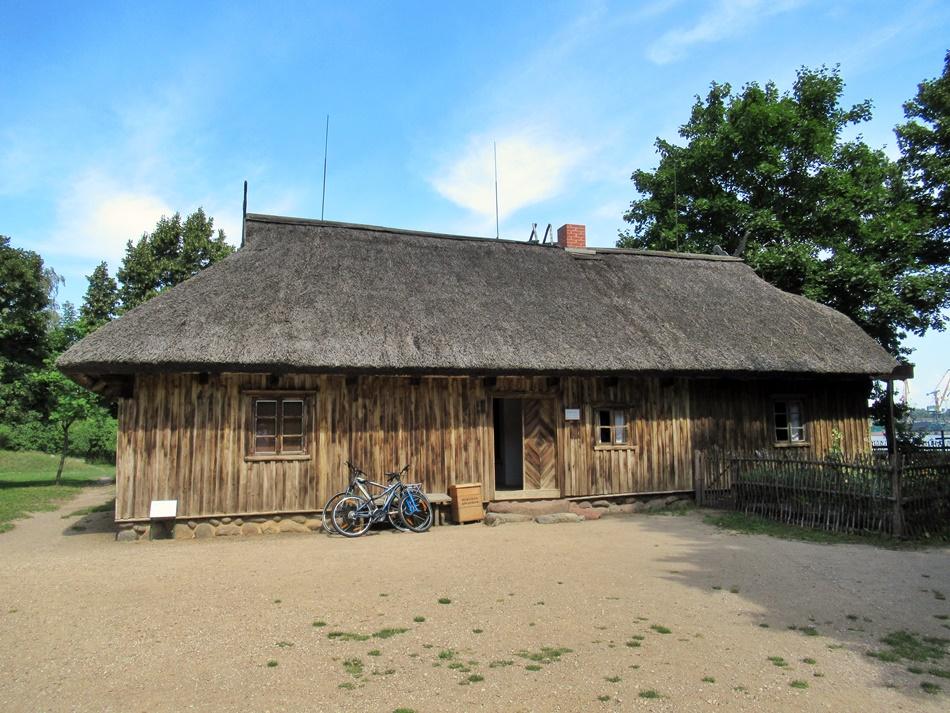 Wioska Rybacka w Kłajpedzie