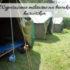Wyposażenie militarne na biwaku harcerskim