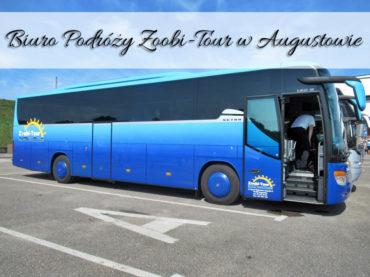 Biuro Podróży Zoobi-Tour w Augustowie. Wycieczki na Litwę i nie tylko