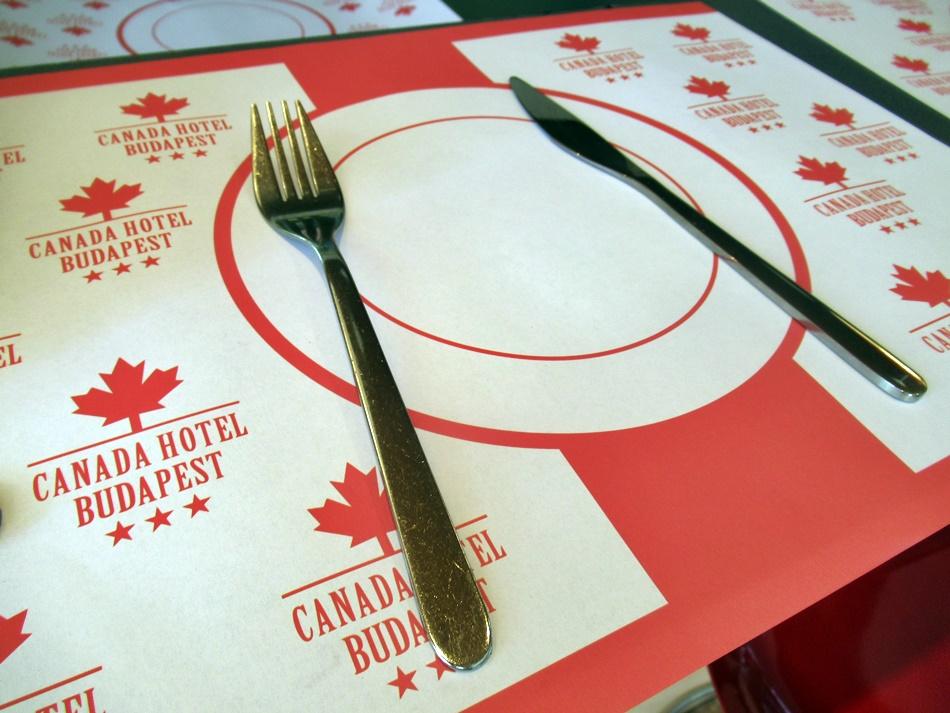 Canada Hotel *** w Budapeszcie