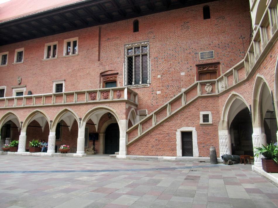 Collegium Maius - Muzeum Uniwersytetu Jagiellońskiego w Krakowie