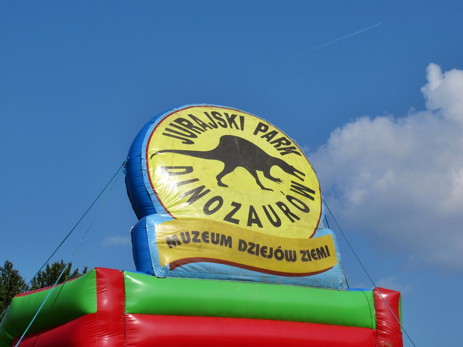 Jurajski Park Dinozaurów – Muzeum Dziejów Ziemi w Nadawkach