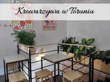Krowarzywa w Toruniu. Pyszne burgery w dobrej cenie