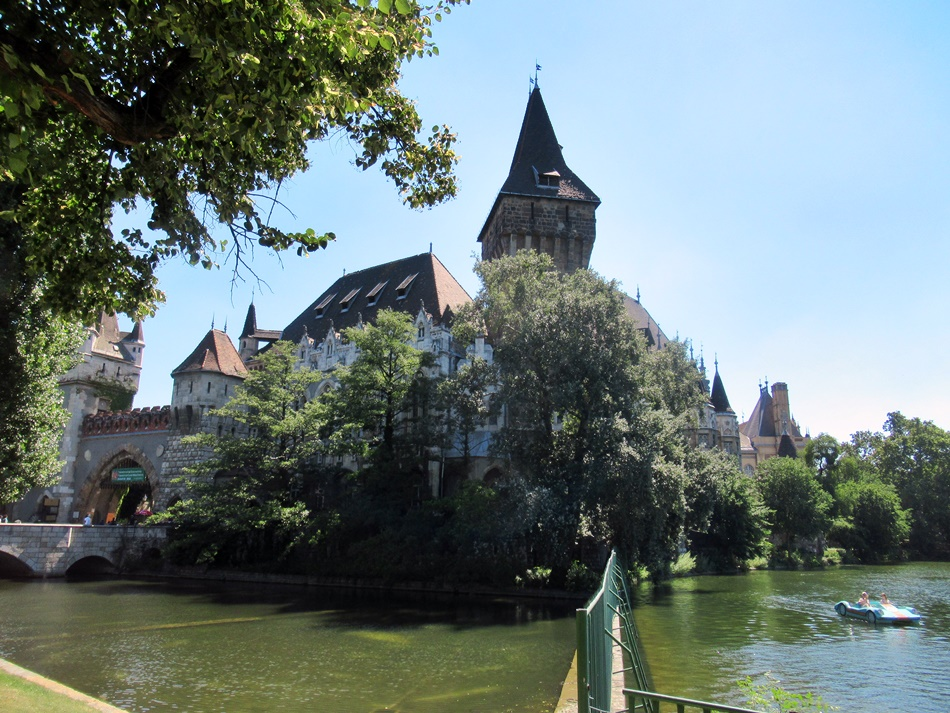 Lasek Miejski w Budapeszcie