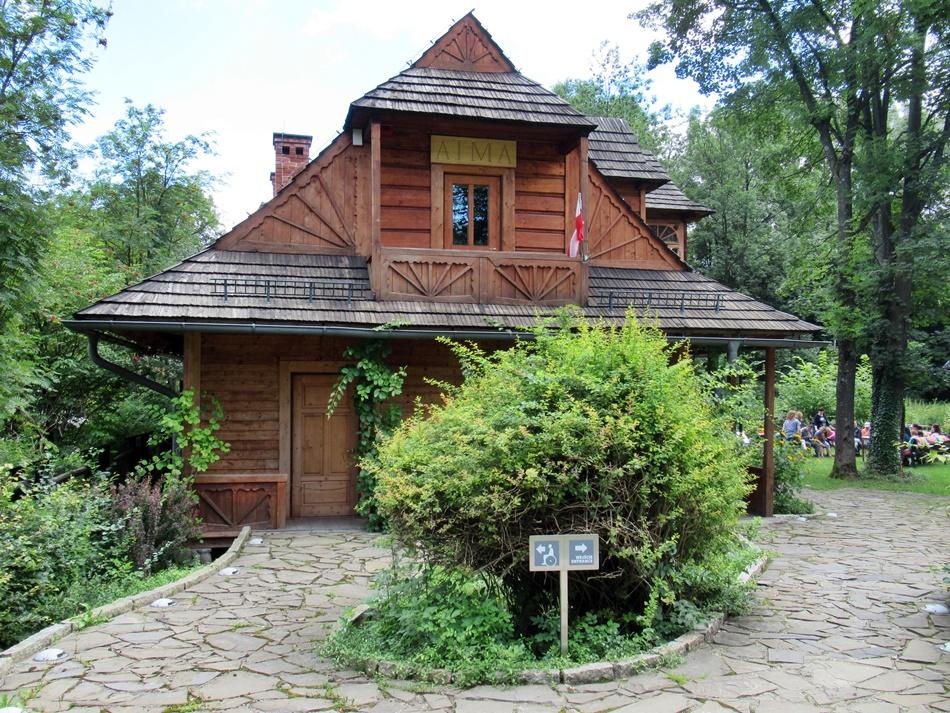 Muzeum Karola Szymanowskiego w willi Atma w Zakopanem