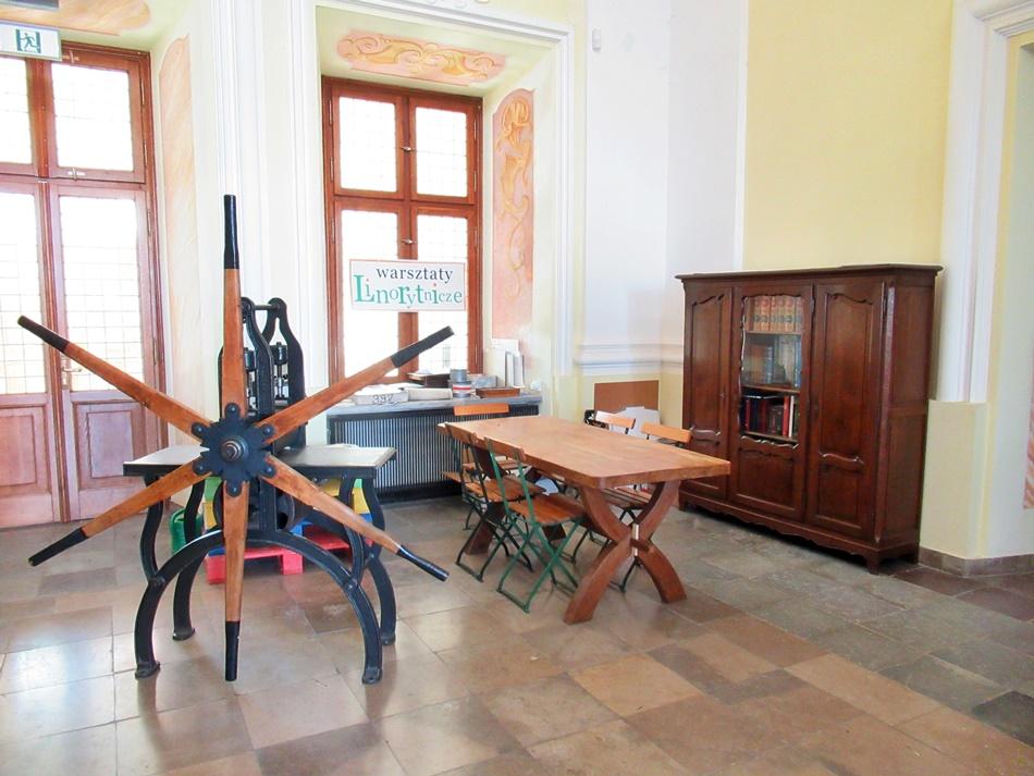 Muzeum Sztuki Drukarskiej i Papiernictwa w Supraślu
