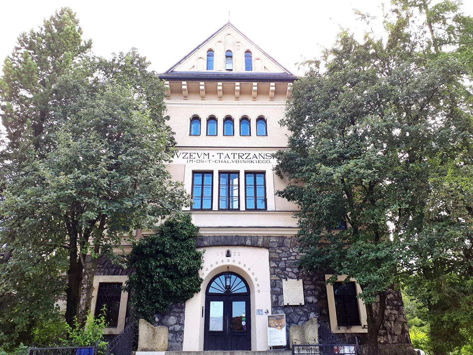 Muzeum Tatrzańskie im. dra Tytusa Chałubińskiego w Zakopanem