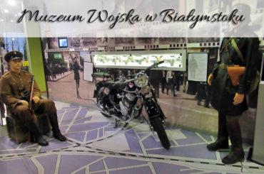 Muzeum Wojska w Białymstoku. Samodzielnie postrzelaj z broni!