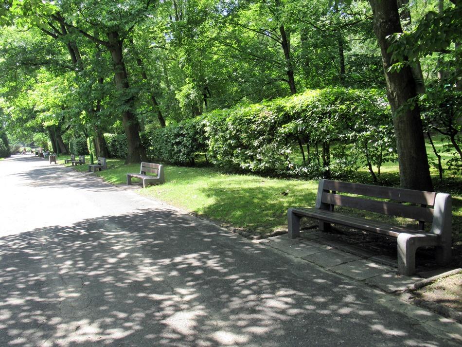 Park Planty w Białymstoku