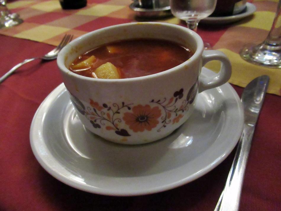 Restauracja SZEGED Vendéglő Kft. w Budapeszcie